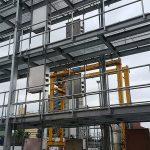 Celdas de distribución para tableros de tomas de contenedores refrigerados