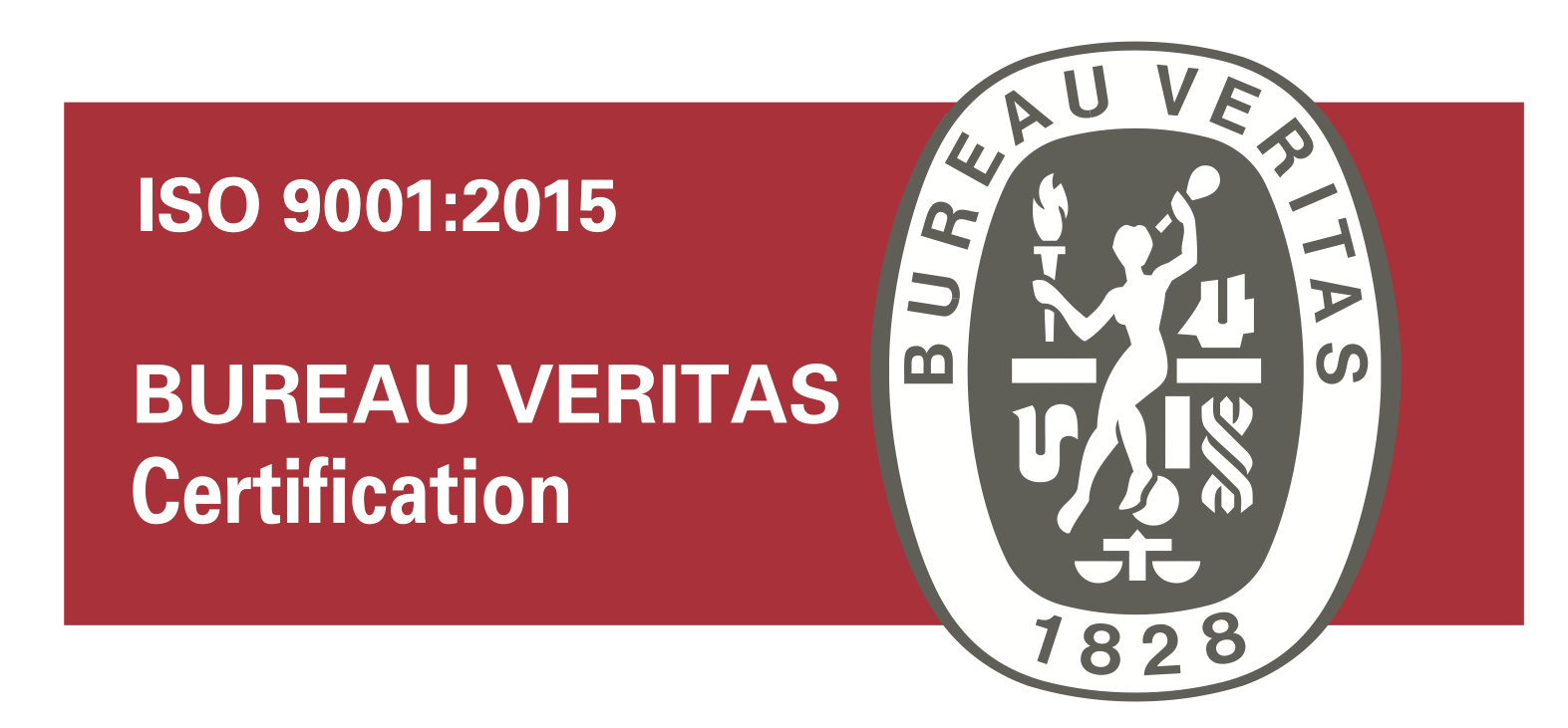 Logo Bureau Veritas - Color