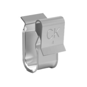 CHIKO Gancho soporte panel para cable FV 2x6mm